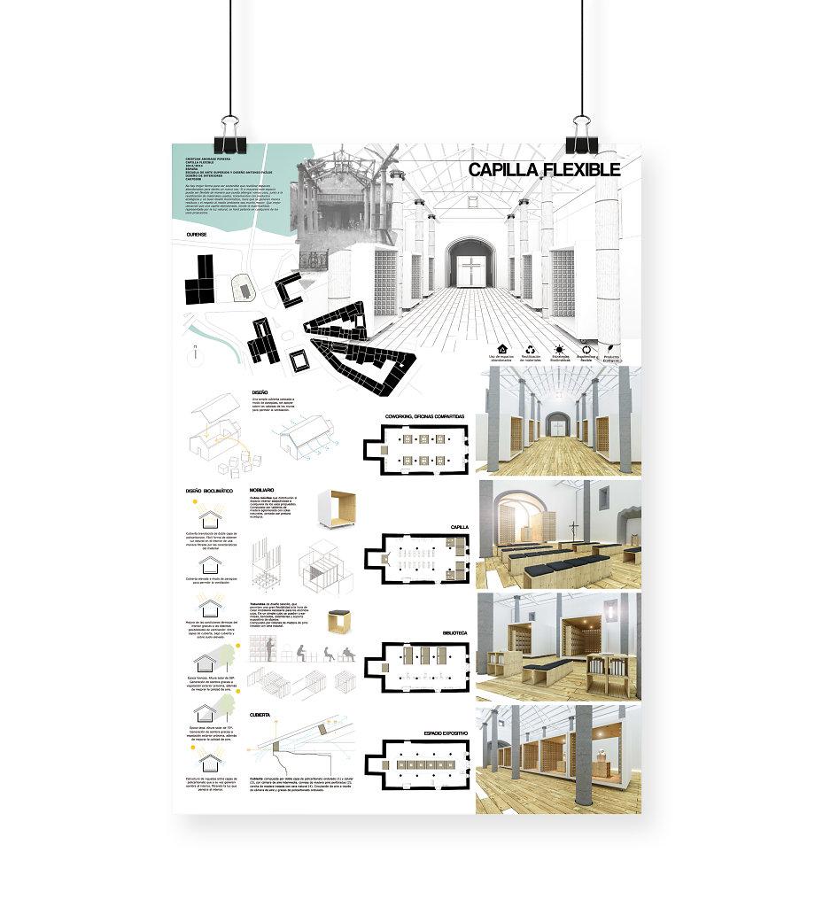 Concursos infoarquitectura infografia 3d dise o de - Proyecto de diseno de interiores ...